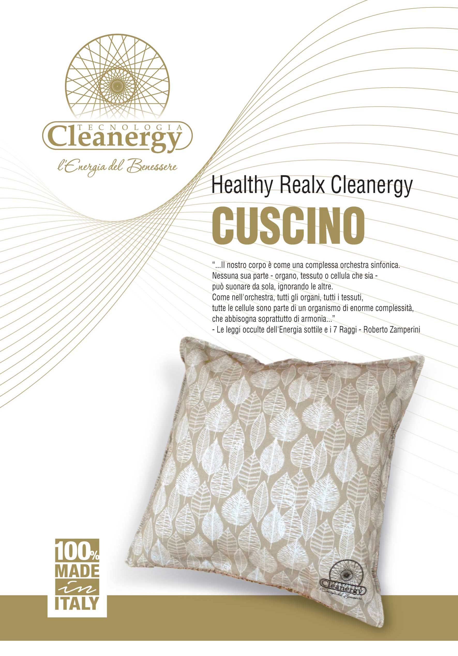 Healthy Relax cleanergy®